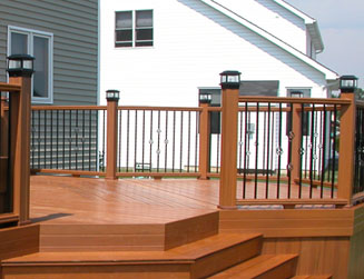 Aurora Deck lighting & Aurora Deck Lighting - Outdoor Lighting for Your Deck azcodes.com