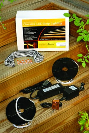 aurora deck lighting odyssey led strip light